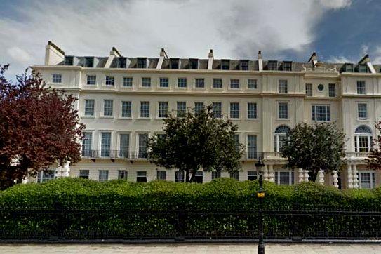 Cambridge Terrace, Regent's Park