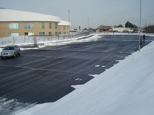 Heated Concrete - Solar Road Systems from ICAX